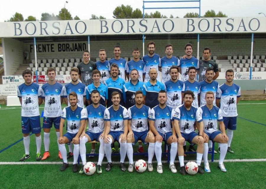 Borja 2017 - 2018