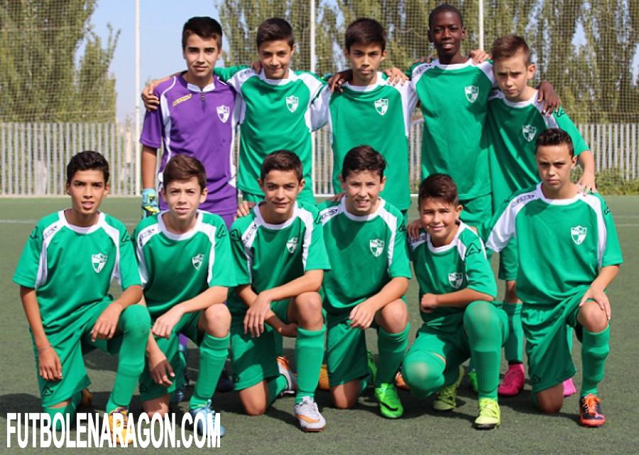 Ebro Division de Honor Infantil
