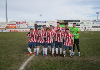 Tercera Division barbastro 2014-2015