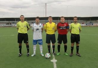 Tercera Division Borja Caspe