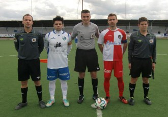 Tercera Division Borja Tamarite