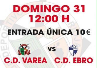 Tercera Division Varea Ebro