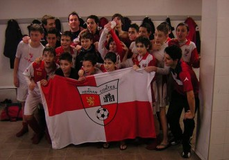 Tercera Infantil Hernan Cortes