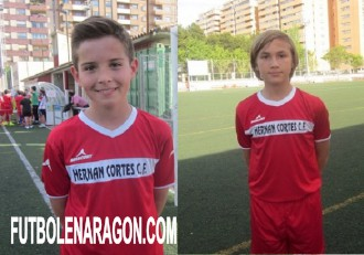 Tercera Infantil marcos Fernandez y Raul Gracia