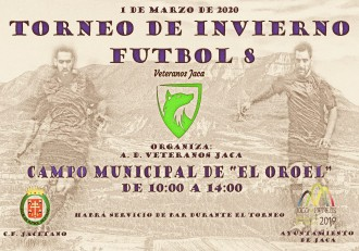 """""""Torneo de Invierno de Fútbol 8"""" JACA"""
