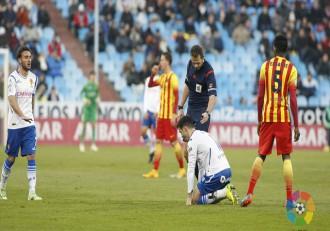 Zaragoza barcelona B